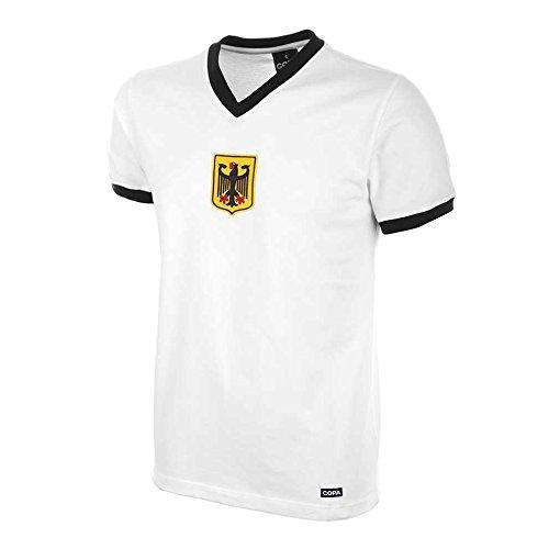 White Airosportswear Portsmouth Established Football T-Shirt
