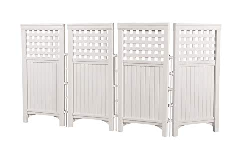 outdoor folding privacy screen - 3