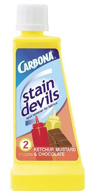 Carbona Stain Devils Formula 2 Stain Remover 1.7oz (Remover Ketchup Stain)