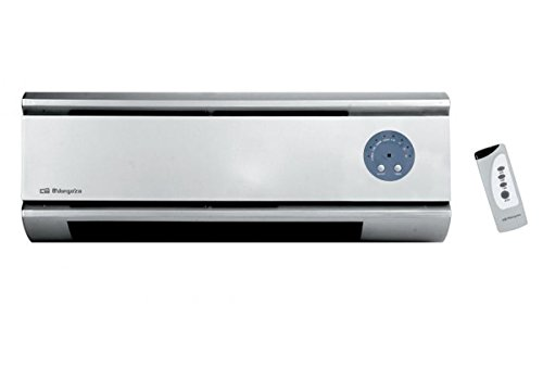Orbegozo 5020 SP 6500, 2000 W, Plata product image