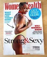 Women's Health Magazine (July/August, 2018) Danai Gurira Cover