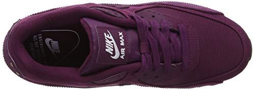 white bordeaux 001 Air bordeaux Femme 90 Multicolore Fitness Wmns Max black De Lea Chaussures Nike AwvOfqpv