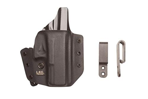 Sti Tactical - LAG Tactical Defender Holster, STI DVC Carry/2011 Guardian, Right Handed, Black, 19000