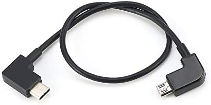 HoganeyVan Cable de Datos para dji Spark Mavic Pro Platinum Air ...