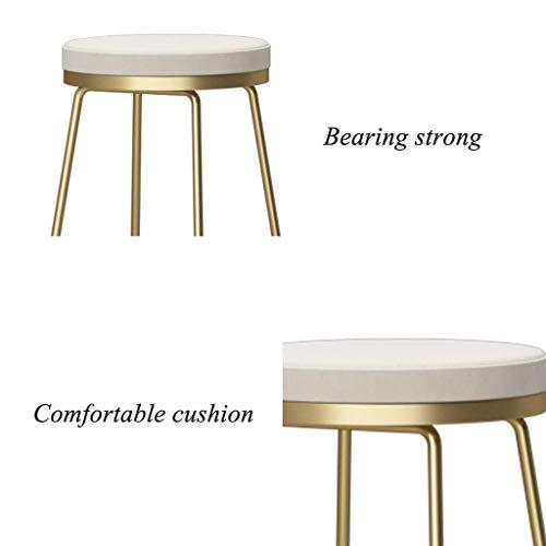 Barstol frukoststol stol stol stol | pub barpallar | kök barstolar | frukost matstolar | hög pall | kaffepallar | diskkafépallar | Hushållsbarstolar (storlek: 53 x 35 x 45 cm)