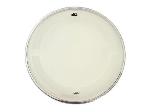 dw ( Drum Workshop ドラムワークショップ ) DW-DHCC13 コーテッドクリア タム バター ヘッド 13インチ Coated Clear Drum Head TOM 13