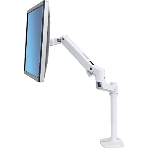 Ergotron Lx Desk Mount Monitor Arm, Tall Pole by Ergotron
