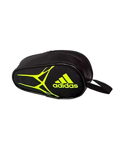 adidas Monedero Padel Wallet Negro Amarillo Fluor: Amazon.es ...