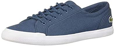 Lacoste Womens Lancelle Blue Size: 5 US / 5 AU