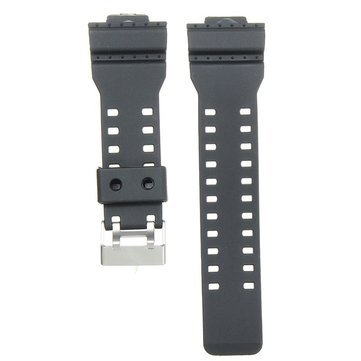 22mm Replacement Frosted Silicone Rubber Watch Band Strap For G Shock - Watch Accessories Watch Strap & Strap Hoop Loop