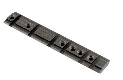 Aim Sports Ruger 10/22 Base Scope Mount (weaver & dovetail) - Black