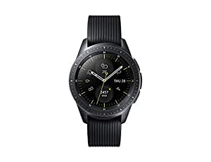 Samsung SMR810-MDBK Galaxy Watch 42mm - Midnight Black