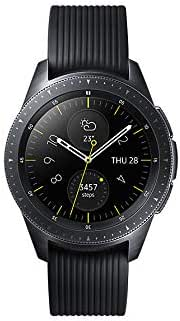 Samsung Gear S4 Smart Watch Galileo 42mm, Black, SM-R810NZKAKSA