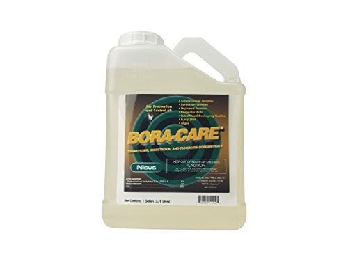 Bora Care - 1 Jug Natural Borate Termite Control NI1001 by Nissus - 1 Gallon