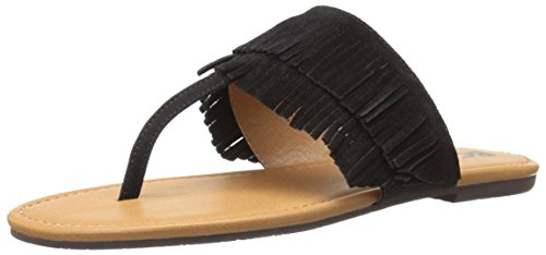 BC Footwear Womens Dinky Dress Sandal Black