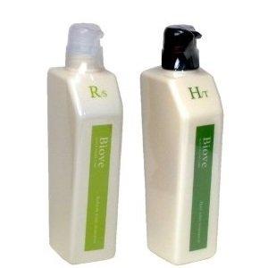 Demi Biobu refresh scalp shampoo 550ml & Biobu hair relaxing treatments 550g set by Demi