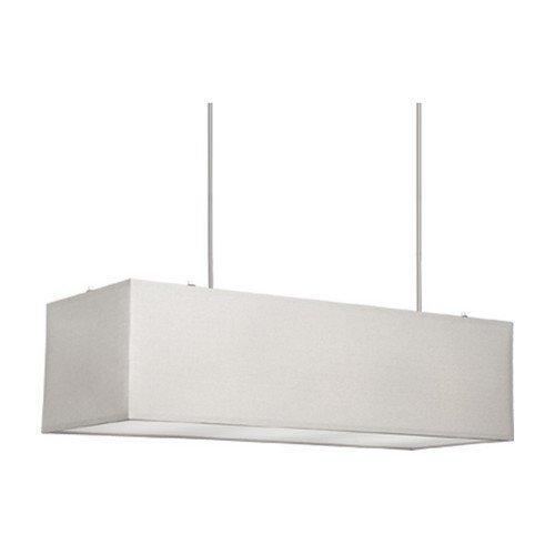 rectangular light fixture amazon com