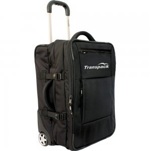 Transpack Butterfly Carry-On (Black), Bags Central