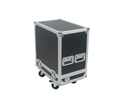 OSP Cases | ATA Road Case | Amplifier Case for Fender Hot Rod Deville 410 | ATA-HR-DEV-410 ()
