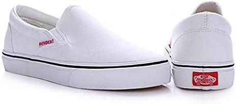 メンズ ローファー キャンバス カジュアル スリッポン スニーカー シューズ ローカット スポーツ 運動靴 シンプル 通気 柔らかい 軽く 仕事場 通学 通勤 日常 散歩靴 作業靴 旅行 夏 日常着用 かっこいい シンプル
