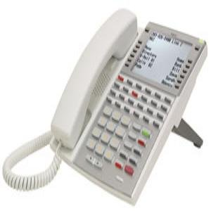 ll Duplex Super Display Telephone, White (NEC-1090028) Category: BTS Equipment ()