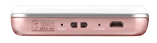 Canon IVY Mobile Mini Photo Printer through Bluetooth(R), Rose Gold by Canon (Image #5)