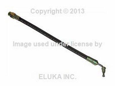 (BMW Genuine Fluid Hose - Clutch Master Cylinder Pipe to Clutch Slave Cylinder for 318i 318is 318ti 320i 325i 325is Z3 1.9 Z3 2.5 Z3 2.8 Z3 M3.2 E36)