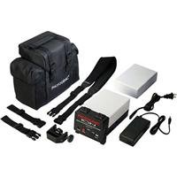 Photogenic ION Lithium-ion Pure Sine Wave Inverter System with Spare Battery & Case (Photogenic Battery)