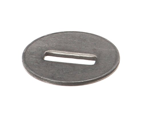 Top Slotted Washers
