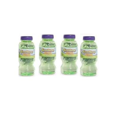 Gazillion 8oz Bubbles Solution ~4 Bottles of Bubbles: Office Products