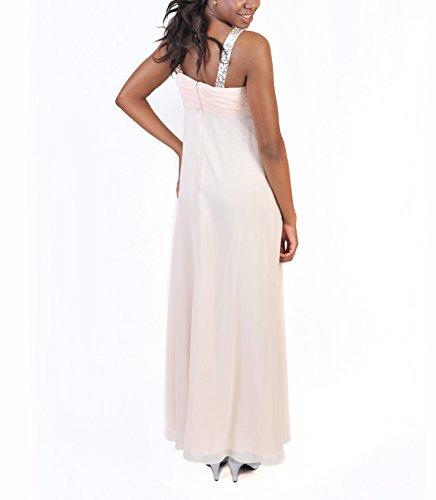 aprikot Astrapahl Vestido Para Beige Mujer fqvzq4w