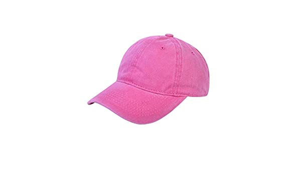 xiaochicun Sombrero Femenino Color sólido Gorra de béisbol Vieja ...