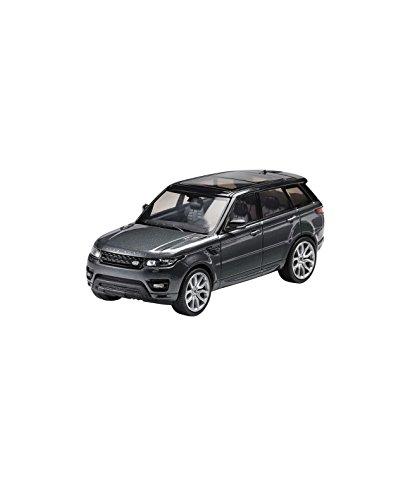 Land Rover Official Merchandise Range Rover Sport 494 Diecast Model 1:43 Gray (Model Range Rover)