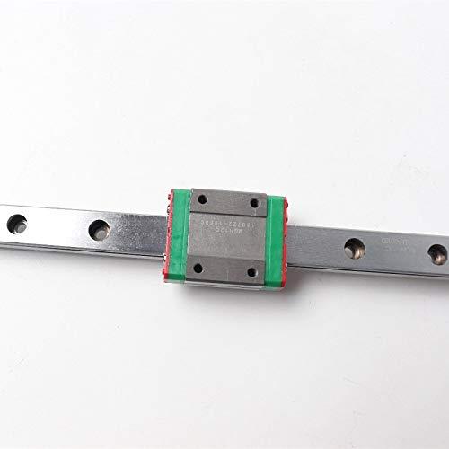 Carros MGN12H + 400mm L MGNR12C rieles lineales 5pcs para la ...