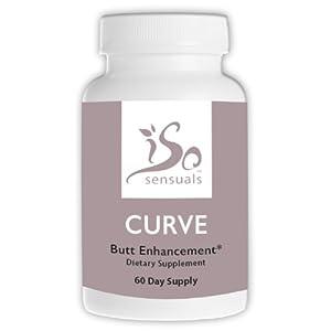IsoSensuals CURVE | Butt Enhancement Pills (60 Day Supply) Enhancement Pills - 31gFHpYcC7L - Enhancement Pills