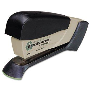 PaperPro Compact EcoStapler - Compact EcoStapler, 15-Sheet Capacity, Sand free shipping