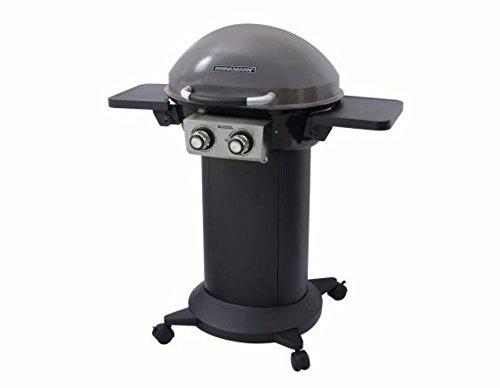 compare price brinkmann two burner gas grill on. Black Bedroom Furniture Sets. Home Design Ideas