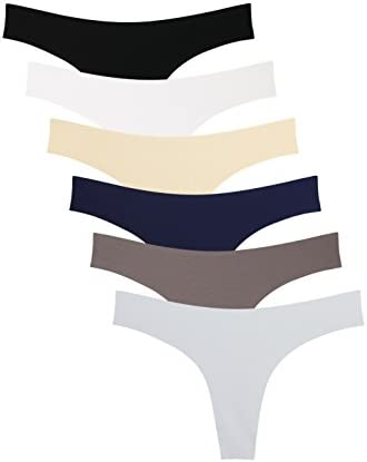 Wealurre Womens Microfiber Thong Pantie product image