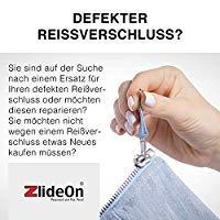 Zlideon Reissverschluss Reparieren 5b 2 Innovation Aus Hohle Der