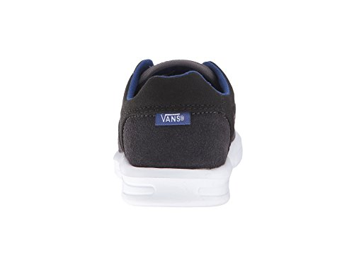 887e2ea5054f Vans Boys ISO 1.5 Pop Black Sodalite Blue Trainers 3 M US Little Kid ...