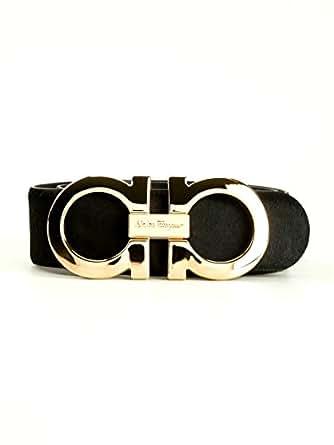 Amazon.com: Salvatore Ferragamo Gancini belt size 38: Clothing