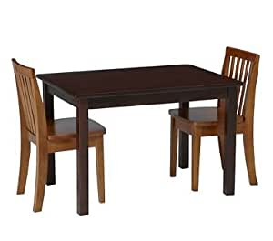 Amazon Com Pottery Barn Kids Carolina Small Table Amp 2