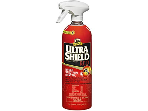 Absorbine Ultrashield Red Insecticide and Repellent -