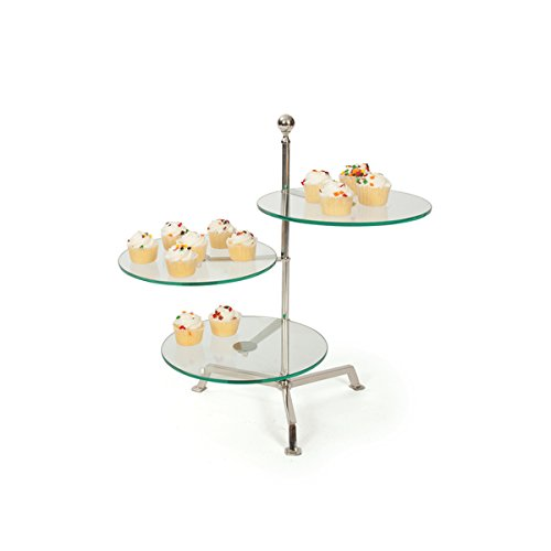 Swiveling Dessert Stand