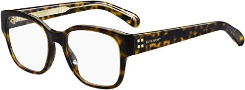 Eyeglasses Givenchy GV 0103 0086 Dark Havana / 00 Demo Lens