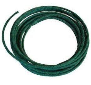 Quick Fuse - Green Premium Fuse for Model Rocketry 2 mm 20ft Roll