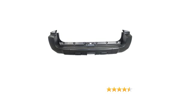 OE Replacement Toyota 4-Runner Front Bumper Cover Partslink Number TO1000326