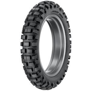 Dunlop D606 Dual Sport Rear Tire - 130/90-17/Blackwall