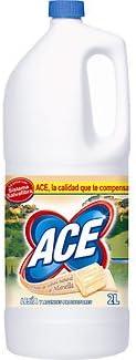 Lejía lavadora Ace Al Jabon Natural De Marsella 2 litros: Amazon.es ...