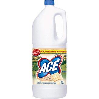 Lejía lavadora Ace Al Jabon Natural De Marsella 2 litros: Amazon ...
